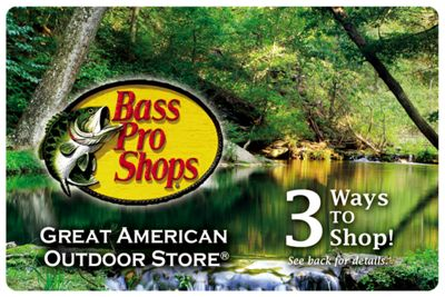 Fishing Pond E-Gift Card