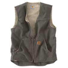 Carhartt Sandstone Rugged Vest for Men