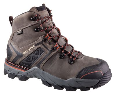 Irish Setter Crosby Waterproof Safety Toe Work Boots for Men  by