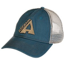 Ascend 3D Windblown Cap