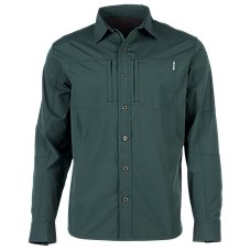 Ascend End-On-End Long-Sleeve Shirt for Men