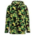 Bass Pro Shops Fleece Knit Camo Hoodie for Kids