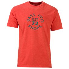Bass Pro Shops Established '72 Heather T-Shirt for Men
