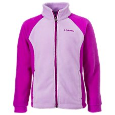 Columbia Benton Springs Fleece Jacket for Toddlers or Girls