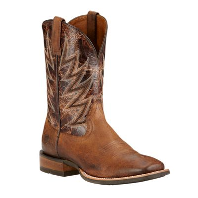 Ariat Challenger Wide Square Toe Western Boots for Men  by