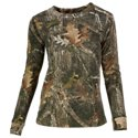 TrueTimber Cotton Long-Sleeve Shirt for Ladies