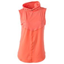 Under Armour CoolSwitch Thermocline High Collar Sleeveless Shirt for Ladies