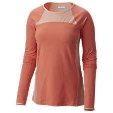 Columbia Solar Ridge Long-Sleeve Shirt for Ladies