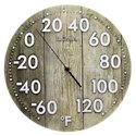 La Crosse Technology 12'' Dial Indoor/Outdoor Thermometer