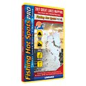 Fishing Hot Spots Pro GL 2017 Great Lakes Lowrance Digital Map and Fishing Chip