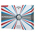 Callaway Supersoft Golf Balls - 12-Pack