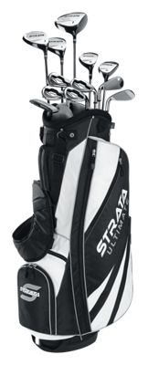 Strata Ultimate Mens 18-Piece Set