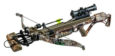 Excalibur Matrix Bulldog 380 Crossbow Package  by