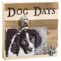Sweet Bird & Co. Dog Days Reclaimed Wood Clip Frame