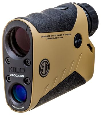 Sig Sauer Electro-Optics KILO 2400ABS Digital Ballistic Rangefinder  by