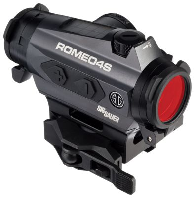 Sig Sauer Electro-Optics ROMEO4S Red-Dot Sight  by