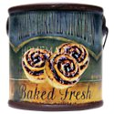 A Cheerful Giver Praline Caramel Sticky Buns Farm Fresh Scented Candle