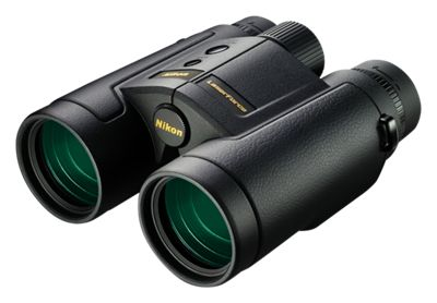 Nikon LaserForce Rangefinder Binoculars  by