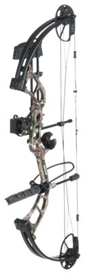 Bear Archery Cruzer RTH (Ready To Hunt) Compound Bow Package  by