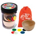 Channel Craft Tiddly Winks Game in a Jar