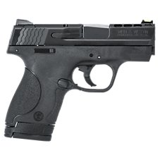 Smith & Wesson Performance Center M&P Shield Ported Semi-Auto Pistol
