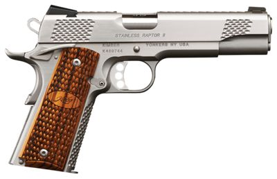 Kimber Stainless Raptor II Semi-Auto Pistol  by