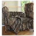 Bass Pro Shops Realtree AP Camo Crib Bedding Collection