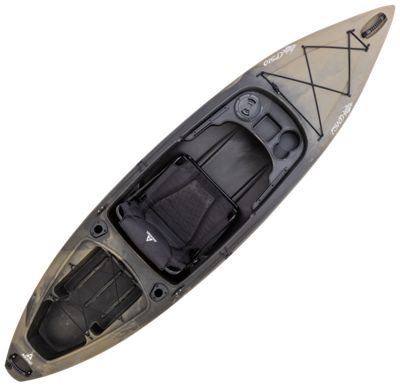 Ascend FS10 Sit-In Angler Kayak - Camo  by