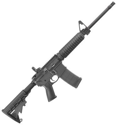 Ruger AR-556 Semi-Auto Rifle  by