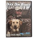 Avery Duck Dog Basics with Chris Akin Video - DVD