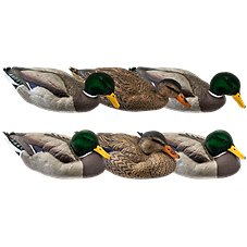 Dakota Decoy X-Treme Mallard Dabbler Duck Decoys