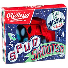 Ridley's House of Novelties Metal Spud Shooter for Kids
