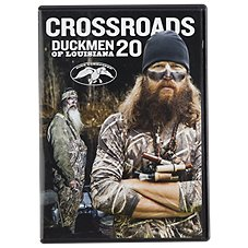 Duck Commander The Duckmen 20 Crossroads Video - DVD
