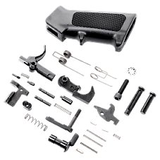CMMG Lower Parts Mk3 Gun Builder's Kit with Pistol Grip