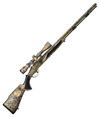 Traditions Vortek RTXT StrikerFire Muzzleloader with Scope Combo  by