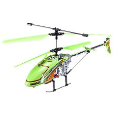 Bass Pro Shops Glow Grizzly Unbreakable Remote Control Helicopter