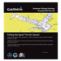 Garmin Fishing Hot Spots Pro for Garmin SD Card Digital GPS Maps