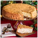 Savannah's Candy Kitchen Praline Cheesecake