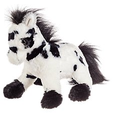 Bass Pro Shops Floppy Pinto Horse Stuffed Animal Toy