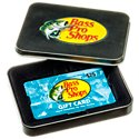 Bass Pro Shops Collectible Logo Tin and Gift Card Holder