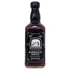 Lynchburg Tennessee Whiskey Extra Hot 151 Proof Barbecue Sauce