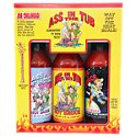 Ass in the Tub Hot Sauce Gift Set