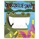 Crocodile Snap! Board Book for Kids by Beatrice Costamanga
