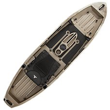 Ascend 10T Sit-On-Top Kayak - Desert Storm