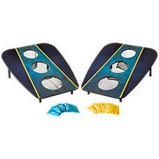 Wild Sports 3-Hole Bean Bag Toss Game