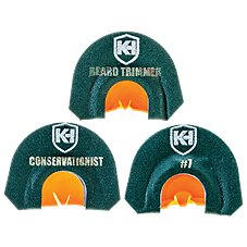 Knight & Hale Legend Series Diaphragm Turkey Call 3-Pack