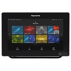 Raymarine Axiom 9 CHIRP DownVision Fishfinder Chartplotter with Navionics+ Chart Card