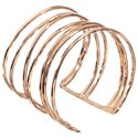Pink House Dani Rose Gold Air Cuff