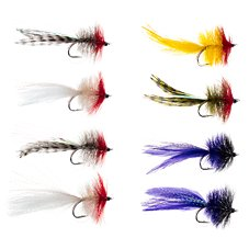 White River Fly Shop Seaducer Fly Assortment