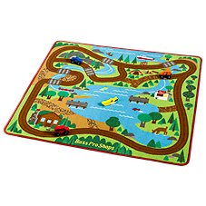 Bass Pro Shops Activity Rug Playset